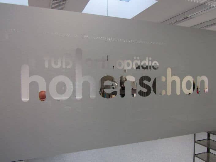 Logo Firma Jakob Hohenschon Bedburg